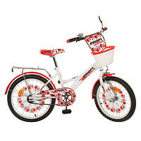 Детский велосипед Profi Ukraine 20 дюймов P2039 UK-1