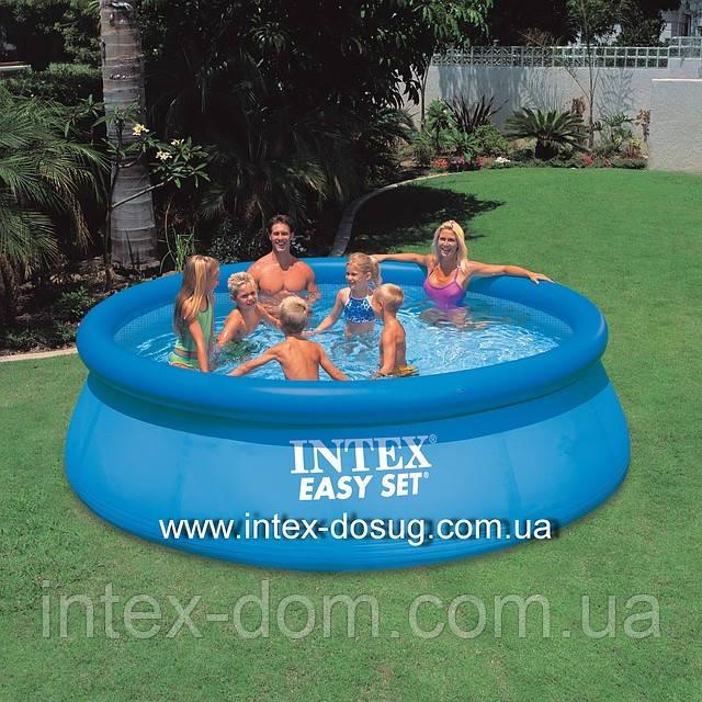 Надувной бассейн Intex Easy Set Pool intex 56930 (366х91 см. ) киев