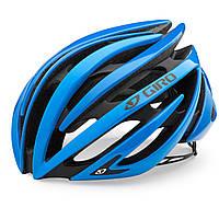 Велошлем Giro Aeon синий, M (55-59) (GT)