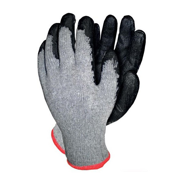 Перчатки обрезиненные RECO