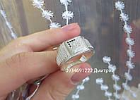 Мужская серебряная печатка Арт. 30050