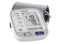 Тонометр автоматический на плечо OMRON M6 Comfort с универсальной каркасной манжетой 22-42 см и адаптером