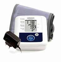 Тонометр автоматический с универсальной манжетой 22-42 см и адаптером OMRON M2 Classic