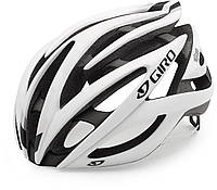 Велошлем Giro Atmos II матовый/белый/чёрный, M (55-59) (GT)