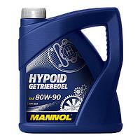 Трансмиссионное масло MANNOL Hypoid Getriebeoel 80W-90 20л