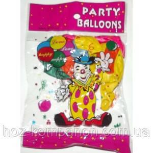 Надувные шарики 20 шт в пачке