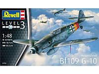 Messerschmitt  ' Bf-109 G-10 '    1\48   Revell 03958