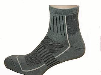Носки трекинговые летние (олива), фото 2