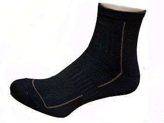 Носки треккинговые летние черные, фото 2