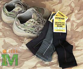 Носки треккинговые летние черные, фото 3