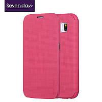 Чехол для Samsung Galaxy S6 - Seven-days Breathing series, розовый