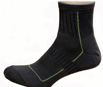 Носки треккинговые летние коричневые, фото 2