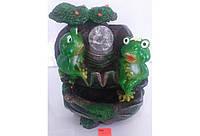Фонтан декоративный интерьерный Лягушки
