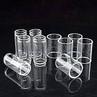 Сменная стеклянная колба для клиромайзеров М14, М16, фото 2