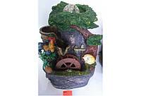 2017 год Петуха - Фонтан с петухом декоративный интерьерный