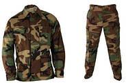 Комплект (китель+брюки) BDU в Woodland. USA, оригинал