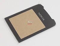 Стекло корпуса Nokia 8800 Sirocco silver