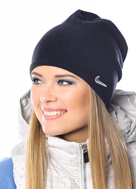 Спортивные зимние женские шапки