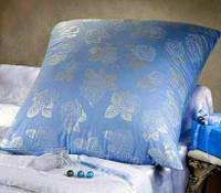 Подушка холлофайбер 60*60 (бязь)