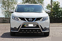 Кенгурятник Nissan Qashqai (2014+)
