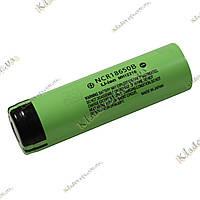Аккумулятор ТМ Panasonic 18650 (Li-ion), фото 1