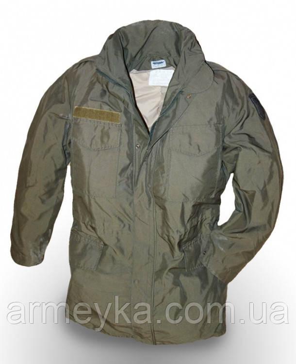 Куртка M 65 мембранная Gore-tex. ВС Австрии, оригинал