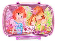 Ланч бокс детский (контейнер для еды) Винкс Winx