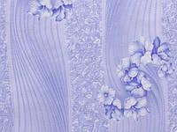Обои акриловые Гортензия 7001-03 голубой