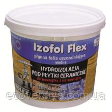 Мастика гидроизоляционная под плитку Izofol Flex (Изофоль Флекс)