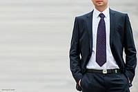 Как правильно носить галстук мужчинам?