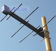 Внешняя антенна для эфирного и цифрового телевидения стандарта DVB-T2 КАТРАН