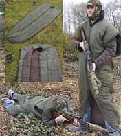 Спальный мешок демисезон. ВС Австрии, оригинал. , фото 1