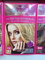 Краска для волос Kallos Glow Long Lasting Cream Hair Colour