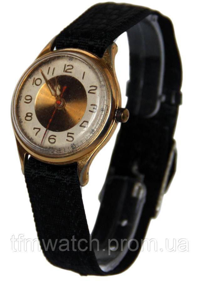 Механические часы СССР Волна