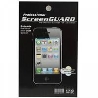 Защитная пленка для телефона I-Phone 5 CARBON White (шт.)