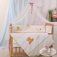 Постельный комплект Детские Мечты, My mammy красный, фото 1