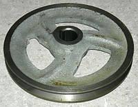 Шкив привода домолота (1 руч. d=224 mm) Дон 1500