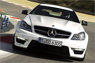 Тюнинг обвес C63 AMG для Mercedes W204
