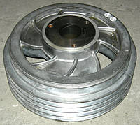 Шкив отбойного битера (d=355/315 mm) (копнитель) Дон 1500