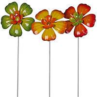 Фигурка для сада Цветок Greenware
