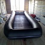 Лодка ПВХ 8 метров килевая