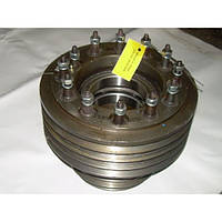 Шкив двигателя ЯМЗ-238АК (9-ти руч.) 238АК Дон 1500