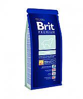 Brit Premium Light для собак с избыточным весом 15кг