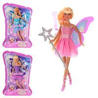 Кукла Фея с крыльями и волшебной палочкой Defa Lucy