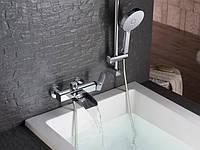Смеситель для ванны каскадный VENEZIA Istanbul 5010301 (Бесплатная доставка  )