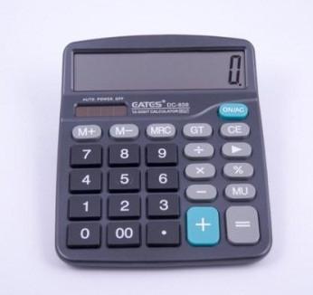 Калькулятор Gates 838 (16х21см)
