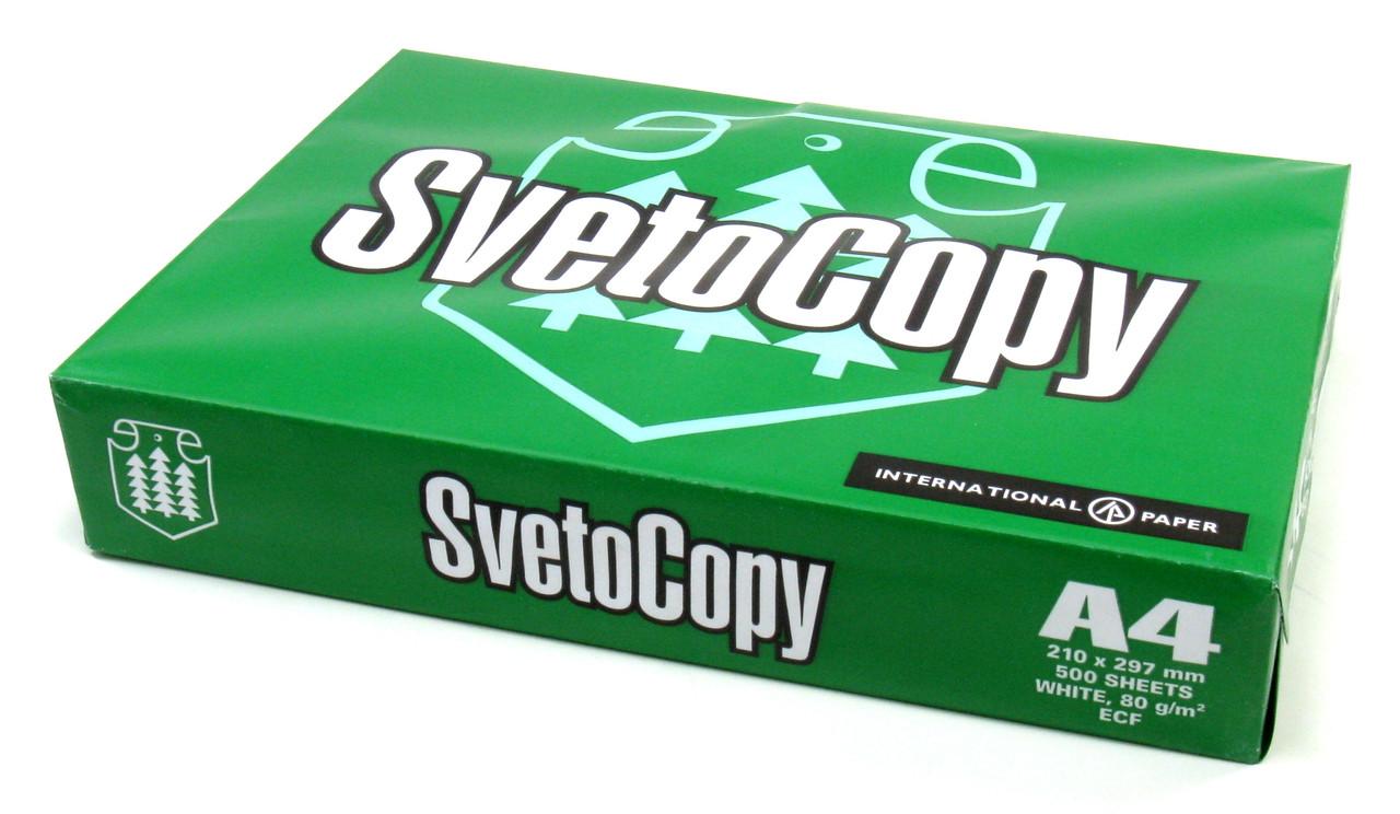 Офисная бумага  А4 SvetoCopy