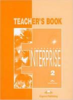 Enterprise 2 Teacher's Book (книга для учителя)