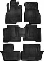 Полиуретановые коврики для Mitsubishi Grandis 2003-2011 (7 мест) (AVTO-GUMM)