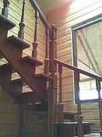 Проектирование изготовление установка деревяных лестниц